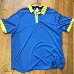 Men's Nike XL Golf Shirt